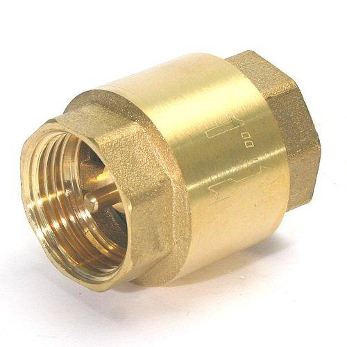 Обратный клапан большого диаметра
